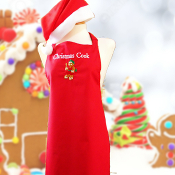 Gingerbread Apron Personalised